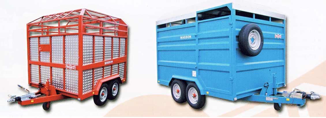 Bétaillère routière Melagri Services